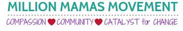 Million Mamas Movement logo